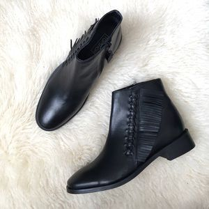 ‼️Final Sale Topshop bootie black