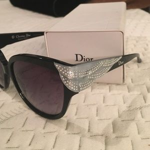 Limited edition Christian Dior sunglasses