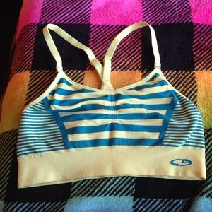 72% off Champion Other - Champion Padded Sports Bra from Rachel's ...