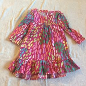 Cute colorful dress 12-18 month