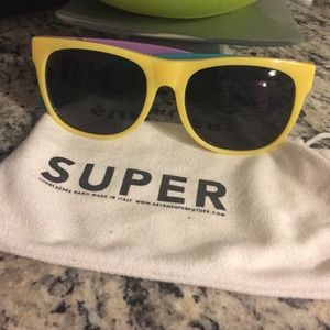 Super Sunglasses Accessories - RetroSuperFuture Sunglasses