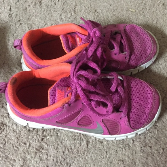 Nike Shoes | Pink Size 12 Girls