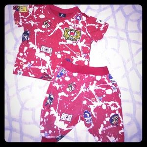 Akademiks Other - Baby Boy Akademiks Shorts Set