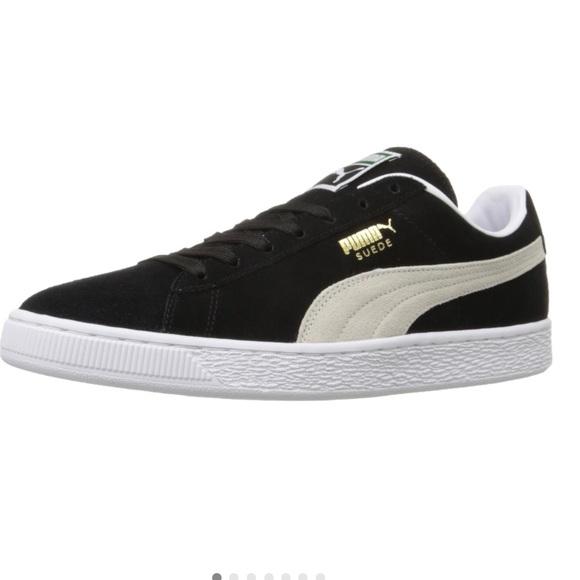 261682669f Puma Shoes - LIKE NEW. Puma Suede Classics. 5.5 (M)   7.5