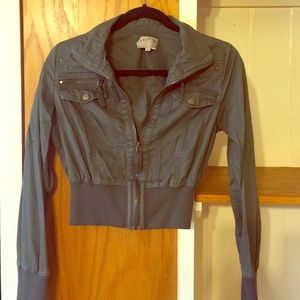 Jackets & Blazers - Dark green jacket
