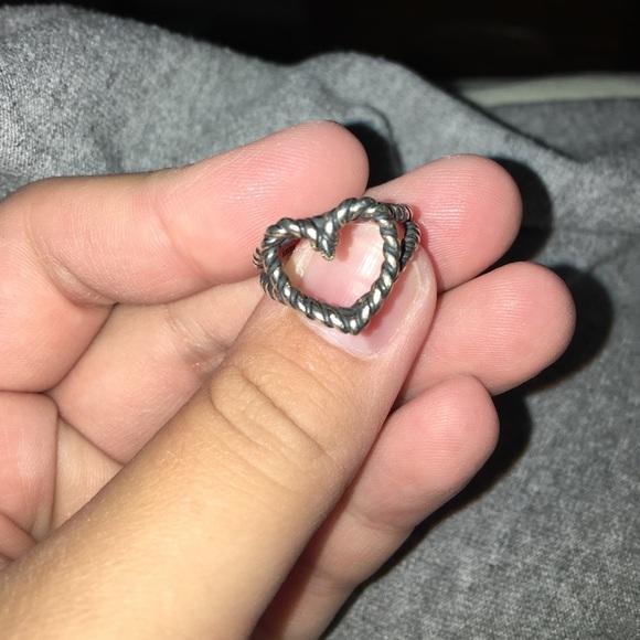 James Avery Jewelry Twisted Wire Heart Poshmark