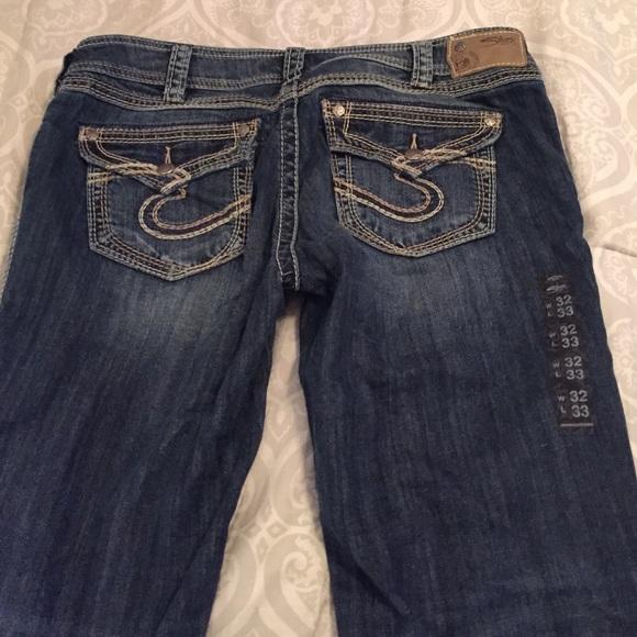 Silver Jeans - Silver Suki 17