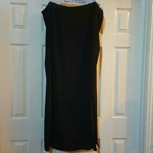 Bob Mackie Dresses & Skirts - Bob Mackie Black 3 piece skirt set