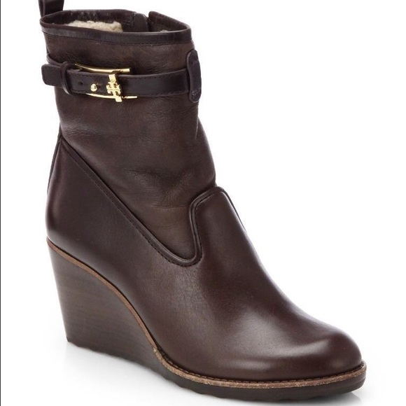 ebbcb89edd96 Tory Burch booties.