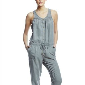 Tractr Denim - Tractr Jump Suit