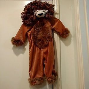 Super Lion costume 6-12 mo Babystyle Halloween