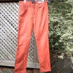 Black Brown 1826 Other - Black Brown Men's Orange Khakis