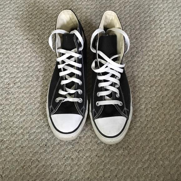 48d69ce40026 Converse Shoes - Black converse