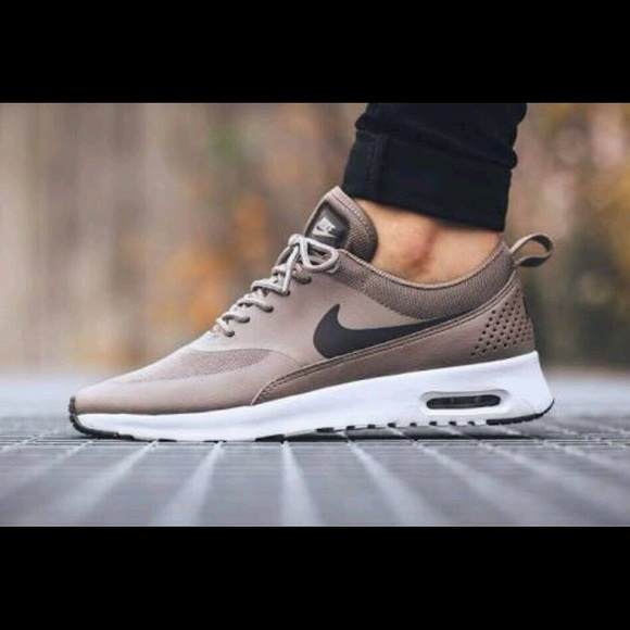 nike air max thea premium storm color outfits