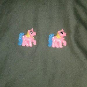 My Little Pony Studs