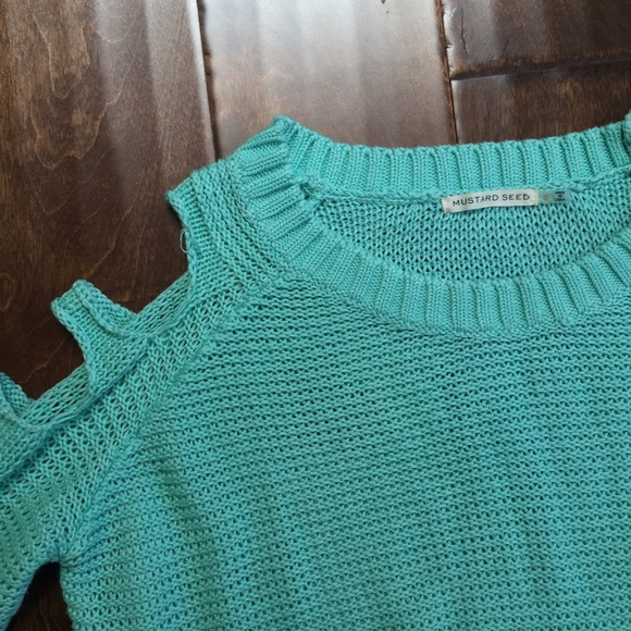 Arm Knitting Sweater : Off nasty gal sweaters quot sweet shreds arm