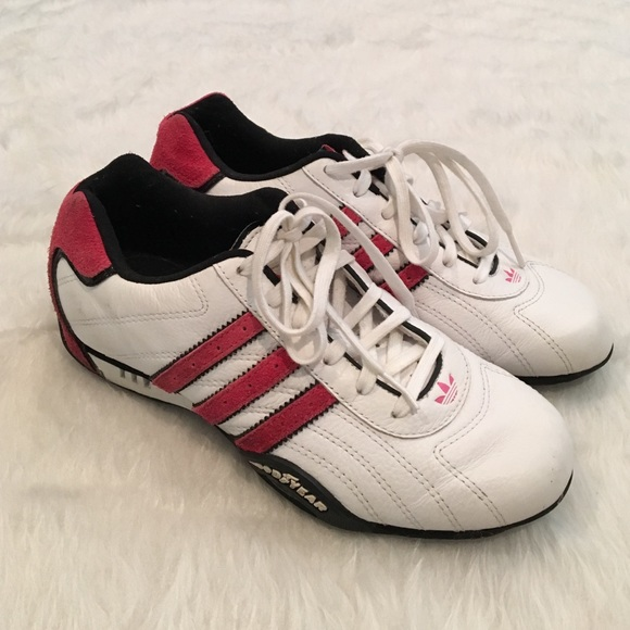 Adidas Goodyear Running Shoes Best Selling Mens Casual White