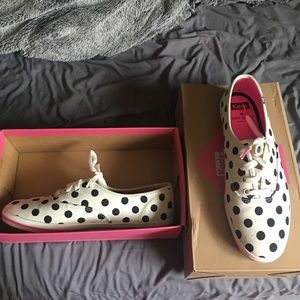 Keds (Kate spade) low top canvas shoes