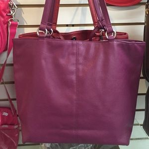 Style and co brandy tote
