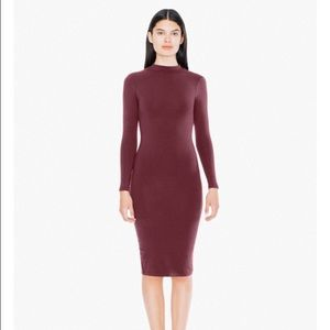 Ambiance Apparel Dresses & Skirts - American Apparel open back midi dress S NEW