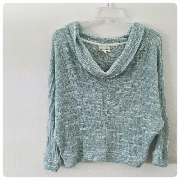 56% off Anthropologie Sweaters - Dolman sleeve cowl neck sweater ...