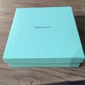 cb85b53a1fe Tiffany & Co. Accessories | Tiffany Co Large Box | Poshmark