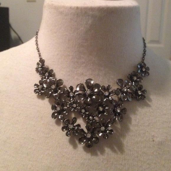 50 versona accessories jewelry gun metal colored