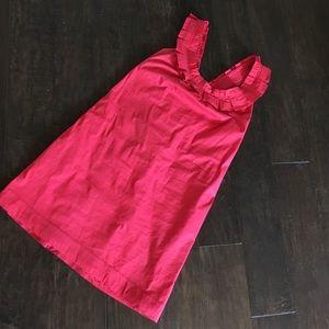 Red ANTHRO Dress