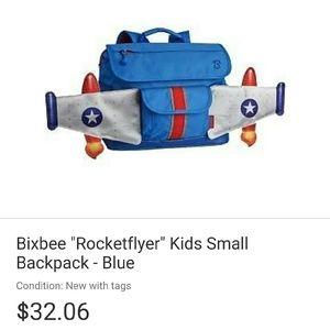 Bixbee Handbags - Bixbee Rocketflyer backpack