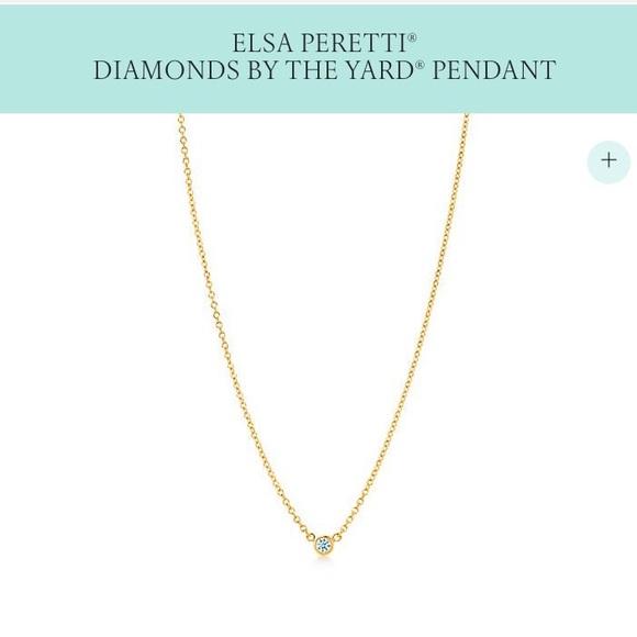 ede3f6462 Elsa Peretti Diamonds By The Yard Pendant. M_57a66517f09282c376014f6a