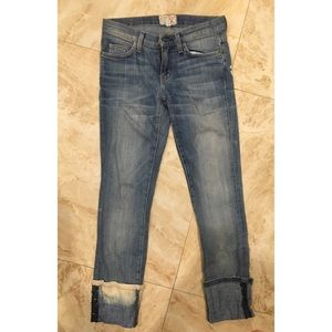 Current/Elliot Beatnik Skinny Jeans - Size 24/0