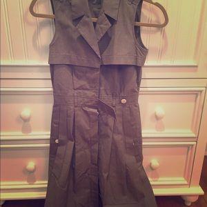 Boss Black Dresses & Skirts - Boss trench coat dress