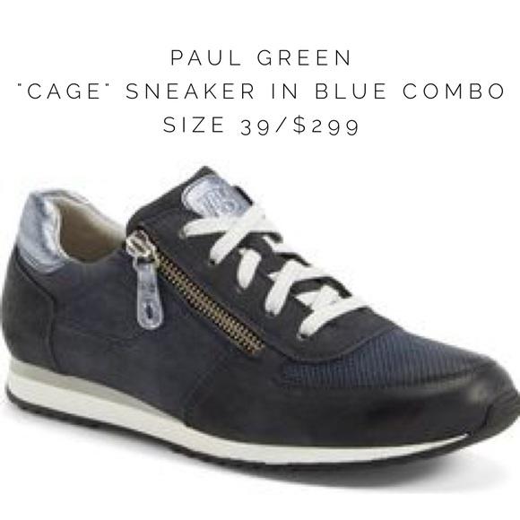 Sneakers Paul Green grey Paul Green y4BNdK6w