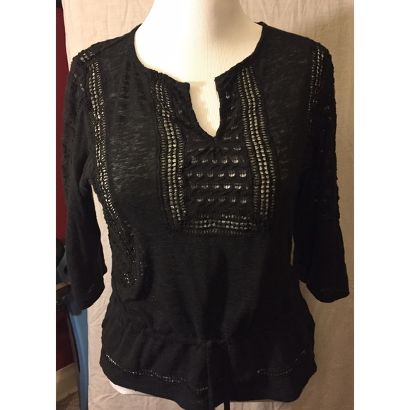 Lucky Brand Tops - Boho top by Lucky Brand
