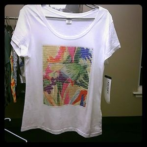Jockey Tops - Sequins - Lady's graphic Tee
