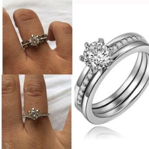 Wila  Jewelry - 💍 Faux engagement/promise ring