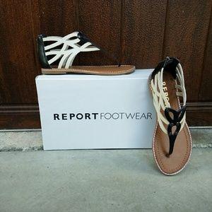 Report Shoes - Adorable Report Sandals