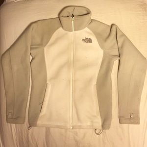 North Face full zip jacket. Women XS.