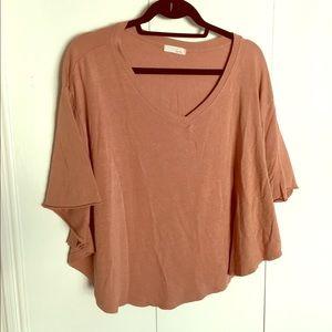 Lush Tops - Crop, light sweater top