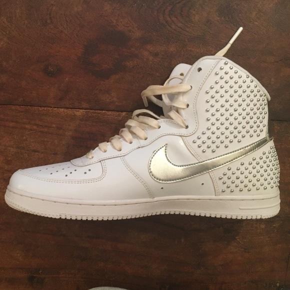 875ddff78717a2 ... RARE Nike Air Force One Sneakers. M 57dc73c9b4188e8a8e01cb21