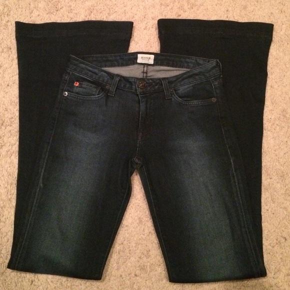 81% off Hudson Jeans Denim - Hudson bell bottom jeans from ...