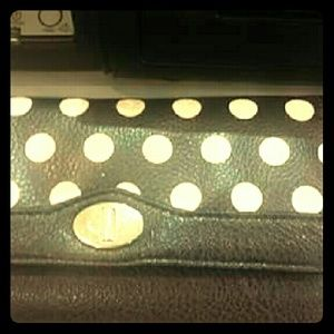 Unconditional Other - Polka dot wallet