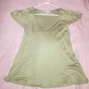 A Pea in the Pod Tops - A Pea in the Pod maternity blouse Large