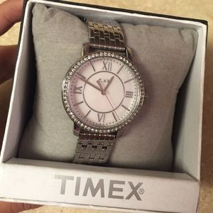 Timex Accessories - Brand NEW! Silver Timex Watch