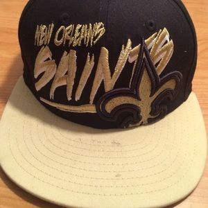 9Fifty Other - 9Fifty New Orleans Saints SnapBack Flatbill
