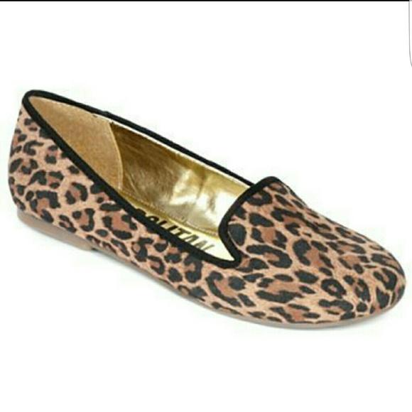 816f286c8648 cosmopolitan Shoes - Leopard Print Flats