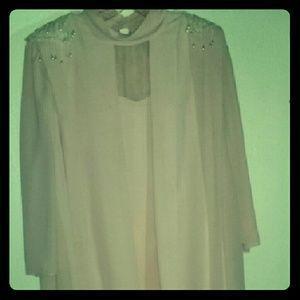 Dresses & Skirts - Pink Vintage Plus Size Formal Dress