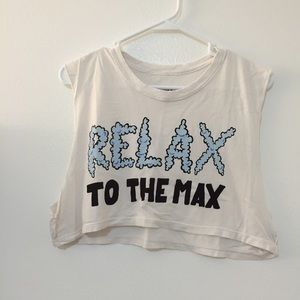Jac Vanek Tops - Relax To The Max