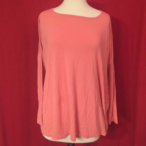 Perfect Pink Long Sleeve Piko