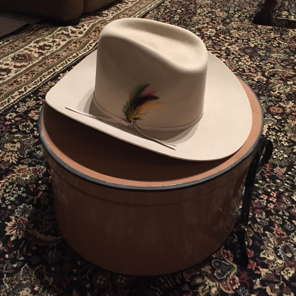 a12f33ede SALE! Merced Vintage Cowboy Hat, box included!